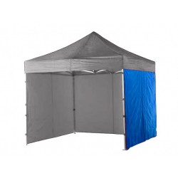 Lateral carpa 3 mts Azul liso