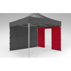 Lateral carpa 3 mts Rojo...