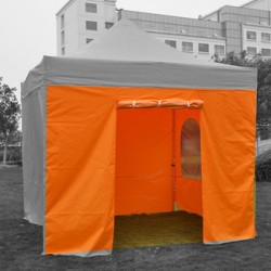 Lateral carpa 3 mts Naranja...